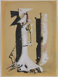 yves tanguy more yves tanguy art design tanguy drawing shadowy tanguy ...