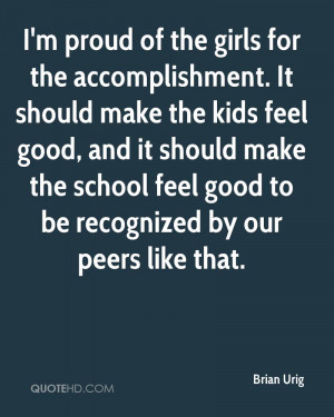 Proud Accomplishments Quotes