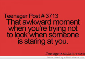 Awkward Funny That Moment