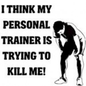 funny personal trainer pictures | Funny Fitness Comics | Personal ...
