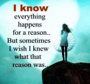 wish I knew..