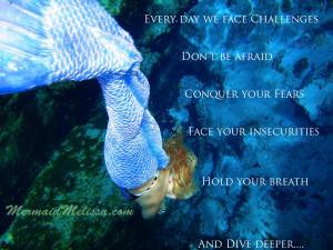 Mermaid quotes: Dive Deeper