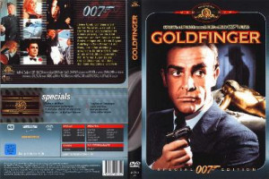 James Bond Dvd Goldfinger