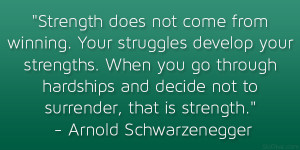 Athletic Trainer Quotes Arnold schwarzenegger quote 32