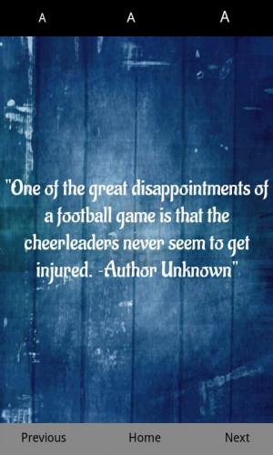 Cheerleading Quotes - screenshot