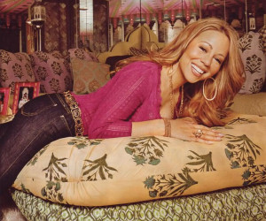 Mariah Carey Quotes About Love The art deco in mariah carey's