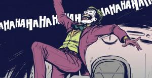 Fan comic brings Batman-Joker feud to a bloody end
