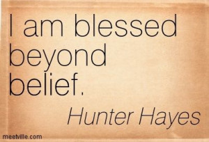 hunter hayes quotes