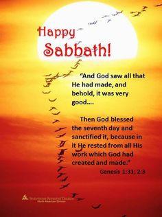 happy sabbath More