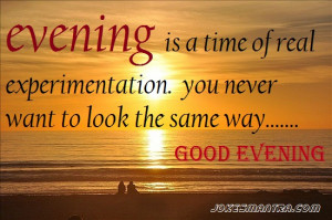 images, pics phots on good evening quotes facebook