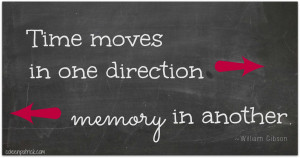Quotes About Memorie...