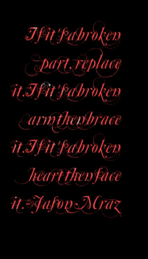 Broken Arm Quotes