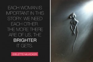 LIGHT quote2 Friendship Quotes About Sisterhood