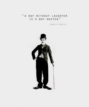 Charlie Chaplin :)