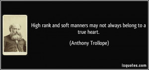 Quotes On Manners