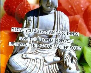 Dark I Love You Quotes