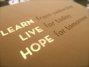 hope, life, quotes