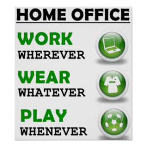 Funny Quotes About Working From Home