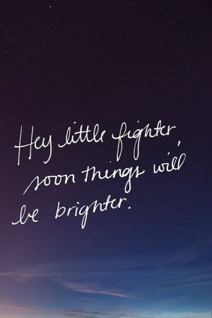 things get better would be awesome to do on a wall with glow in the ...