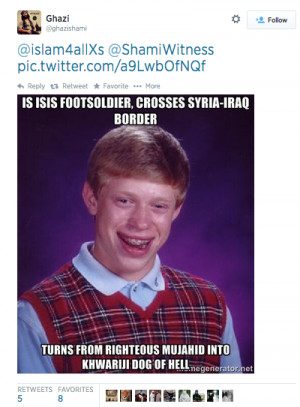 These Jihadist Memes Are All Over Twitter