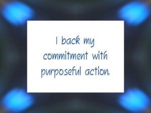 Daily Affirmation for August 27, 2013