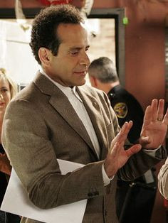 Adrian Monk - My favorite character of all time. Love the hand thing ...