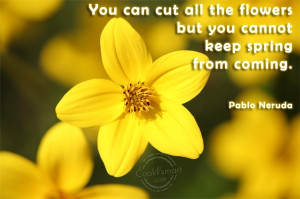 Spring Quotes, Sayings about spring season