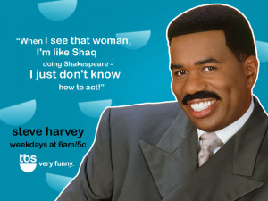 Steve Harvey Picture Slideshow