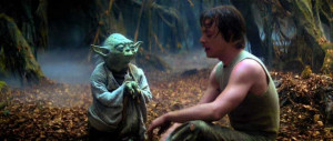 Lessons from Yoda: Believe or FAIL