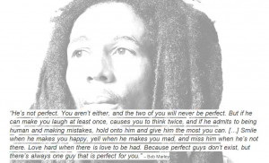 Bob Marley Quotes About Life And Happiness Bob Marley Quote