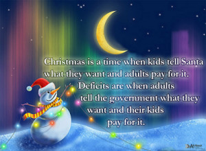 christmas_quotes_christmas_is_a_time_when_kids_tell_santa_what_they ...