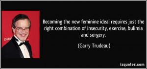 More Garry Trudeau Quotes