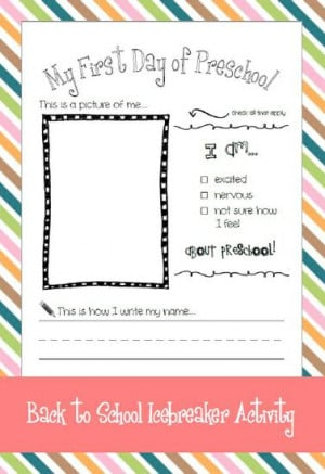 First Grade Last Day of School Printables