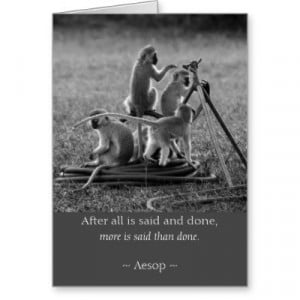 ... quotes funny monkeys card p137078061428300962z85g9 400 goodbye quotes