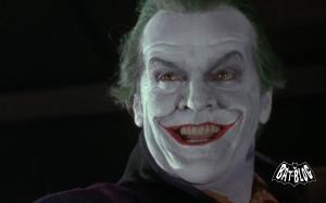THE JOKER - Bat-Blog's Wacky Wallpaper Wednesday!