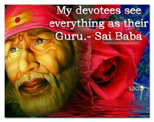Shirdi Sai Baba Quote - Sayings