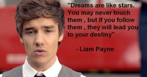 Liam Payne quote by kimmlovesyou