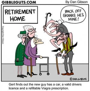 senior citizen humor jokes retirement cartoons and funny photos