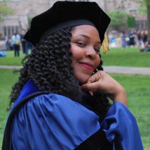 her name is Jedidah Isler. she's the first black woman to graduate ...