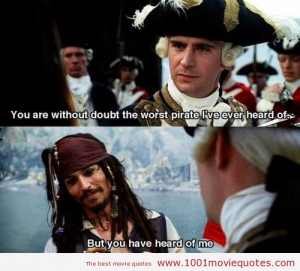 ... of the Caribbean The Curse of the Black Pearl (2003) movie quote