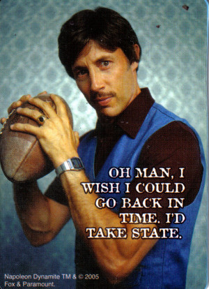 Although Uncle Rico was a fictional character it was certainly based ...
