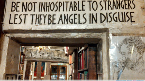 Shakespeare and Company – Paris, France