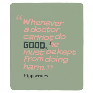 Doctor Funny Quotes Mouse Pad