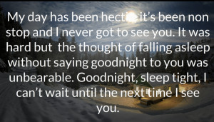 Beautiful Good Night Quotes for Her with Images