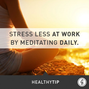 Take a mental break from your stressful work day - even just a couple ...