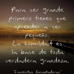 ... Humildad, Tarjetas de Humildad, Mensajes de Humildad, Las Mejores