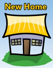 New Home Wishes - Messages and Greetings