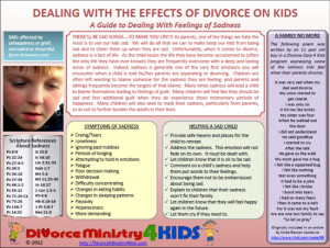 Divorce Quotes From Children At divorce ministry 4 kids,