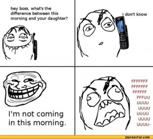 funny pictures,auto,rage comics,trollface,call,boss,wat face,rage face ...