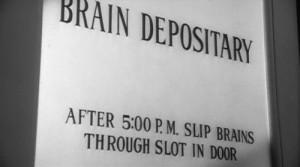 brain, door, gene wilder, mel brooks, office, young frankenstein